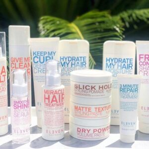 eleven australia hair care products
